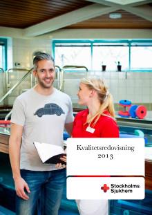 Kvalitetsredovisning 2013