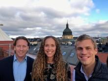 Svenska entreprenörerna tar sikte på Zimbabwes utveckling