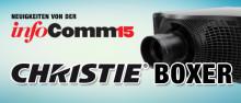 Lens-Shift Bereich von Christie-Boxer erweitert!