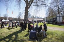 2000 personer besökte SödraViken-dagen och SM i skog
