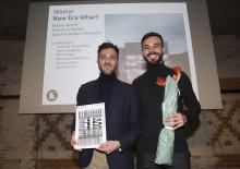 Italienske arkitekter vil skape liv i Rødberg sentrum