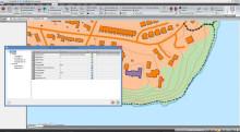 Leverera data till Lantmäteriet via BAL-funktion i Topocad