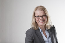 Norconsults Cecilia Jahr med foredrag på Women in Construction Europe