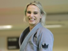 Welsh superstar Ffion Davies leads UK medal charge at IBJJF Euros 2020