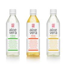 Ny aloe vera dryck i handeln