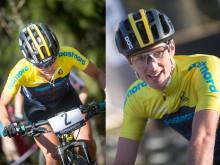 Årets Postcyklist 2016 - Jenny Rissveds o Emil Linde