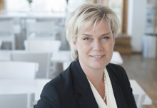 WSPs Maria Lindfelt nominerad till årets personaldirektör