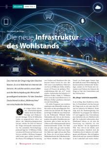 Die neue Infrastruktur des Wohlstands