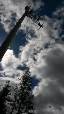 Over 1000 mennesker tok turen opp til Oslo Sommerpark
