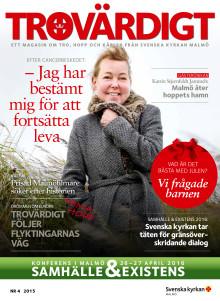 Nytt nummer av magasinet Trovärdigt