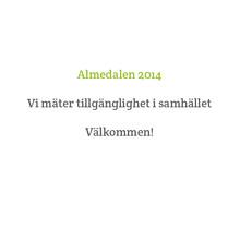 NÄRA, betterbusiness mäter tillgänglighet i samhället, vi ses i Almedalen 2014