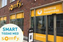 Smart Tisdag med Somfy