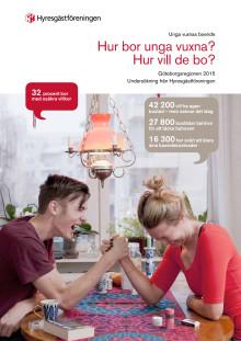 Hur bor unga vuxna - hur vill de bo? Göteborgsregionen 2015
