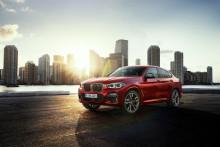 Ny atlet i X-familien: Her er helt nye BMW X4