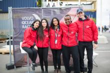Volvo Ocean Race söker volontärer till Frihamnen i Göteborg