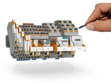 Phoenix Contact på HI 13: Det nye industrielle relæsystem til alle relæapplikationer