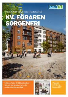 Informationsblad om kvarteret Föraren