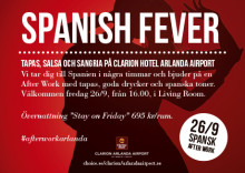 Spanish Fever - 26 september