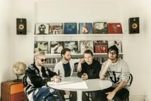 """Turboweekend - første nordiske band til iTunes konseptet """"iTunes Live""""."""