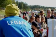 Vitbergets Dag lockade många besökare till Vitberget