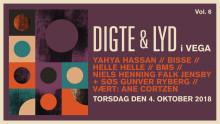 Digte & Lyd Vol. 6: Originalens excentriske enegang