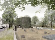 Frihedsmuseet fejrer befrielsen og det første spadestik til et nyt museum