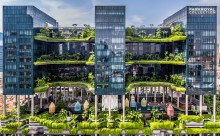 Taking the World's Leading Green City Hotel to New Heights