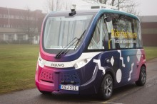 Snart kan du åka framtidens buss i Linköping