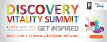 Discovery Vitality Summit - Media Conference