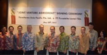 PT Puradelta Lestari Tbk. and Panahome Asia Pacific Pte. Ltd. Collaborate to Develop Residential Estates with sustainable smart town concept