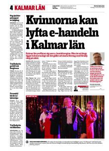 Kvinnorna kan lyfta e-handeln i Kalmar län