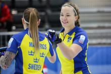 Åttonde raka för lag Hasselborg och säkrad topplacering i grundserien