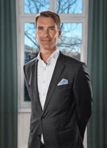 Terje Björsell tillträder som ny VD i I am Homes moderbolag, We are Tomorrow