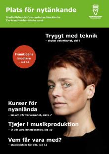 Verksamhetsberättelse Studieförbundet Vuxenskolan Stockholm 2016