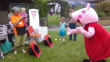 Fun in the sun at the ellenor Summer Fair