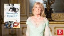 Prinsessan Olga Romanoff besöker Sverige samt ger ut självbiografi