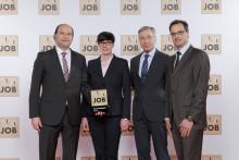 Lyreco zählt zu den besten Arbeitgebern des deutschen Mittelstands