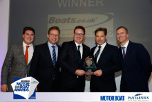 Boats.co.uk:  Wins Customer Service Award at the 10th Annual Motor Boat Awards
