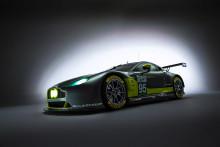 Aston Martin Racing og Dunlop indgår teknisk partnerskab
