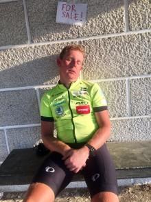 Team FastestXEurope avslutar sitt världsrekordprojekt med en cykeletapp på ca 530 km !