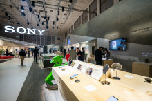 Sony Unveils Its New Products at IFA 2018