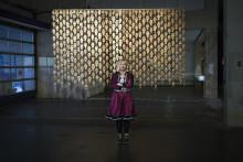 Nasjonalmuseet kjøper politisk verk av den samiske kunstneren Máret Ánne Sara