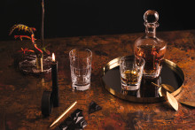 Ardmore Club –  Glass series with personality