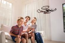 Dobling av dronesalget