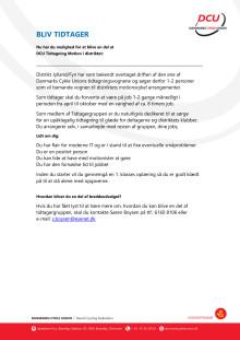 DCU Tidtagning Motion Distrikt Jylland/Fyn