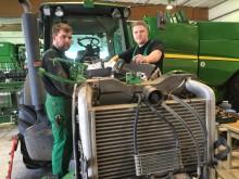 Landbrugsbranchen tiltrækker de unge: