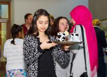 Landliebe: Gratis-Schulmilch für Flüchtlingskinder