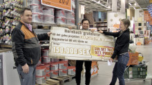 Stockholms seniorer bygger en egen lekplats
