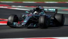 Formel 1-sesongen er i gang