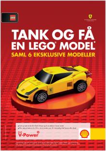 LEGO og Ferrari i skøn forening